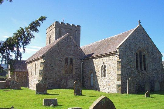St Michael and All Angels parish church, Aston Botterell