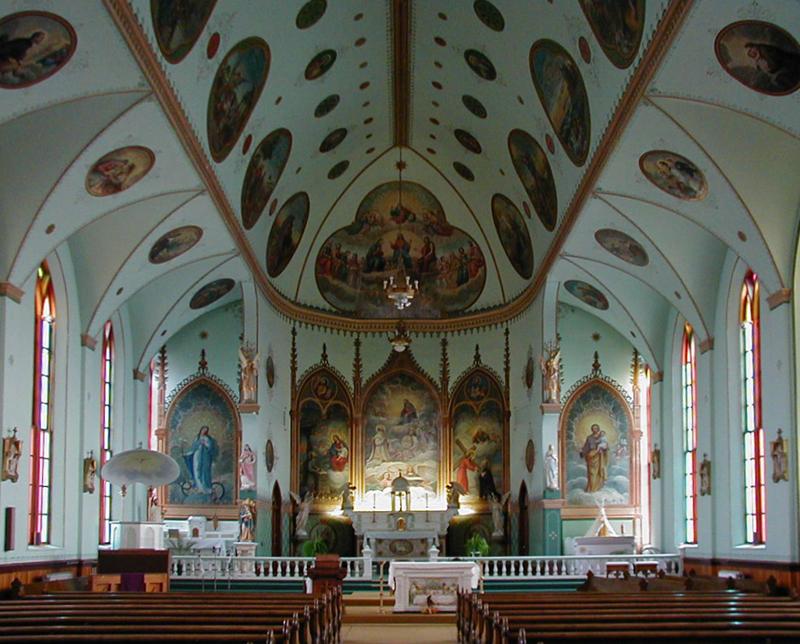 St Joseph Catholic Church Soup Kitchen Idaho