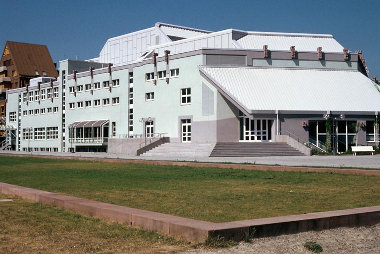 Stadttheater Pforzheim in Deutschland