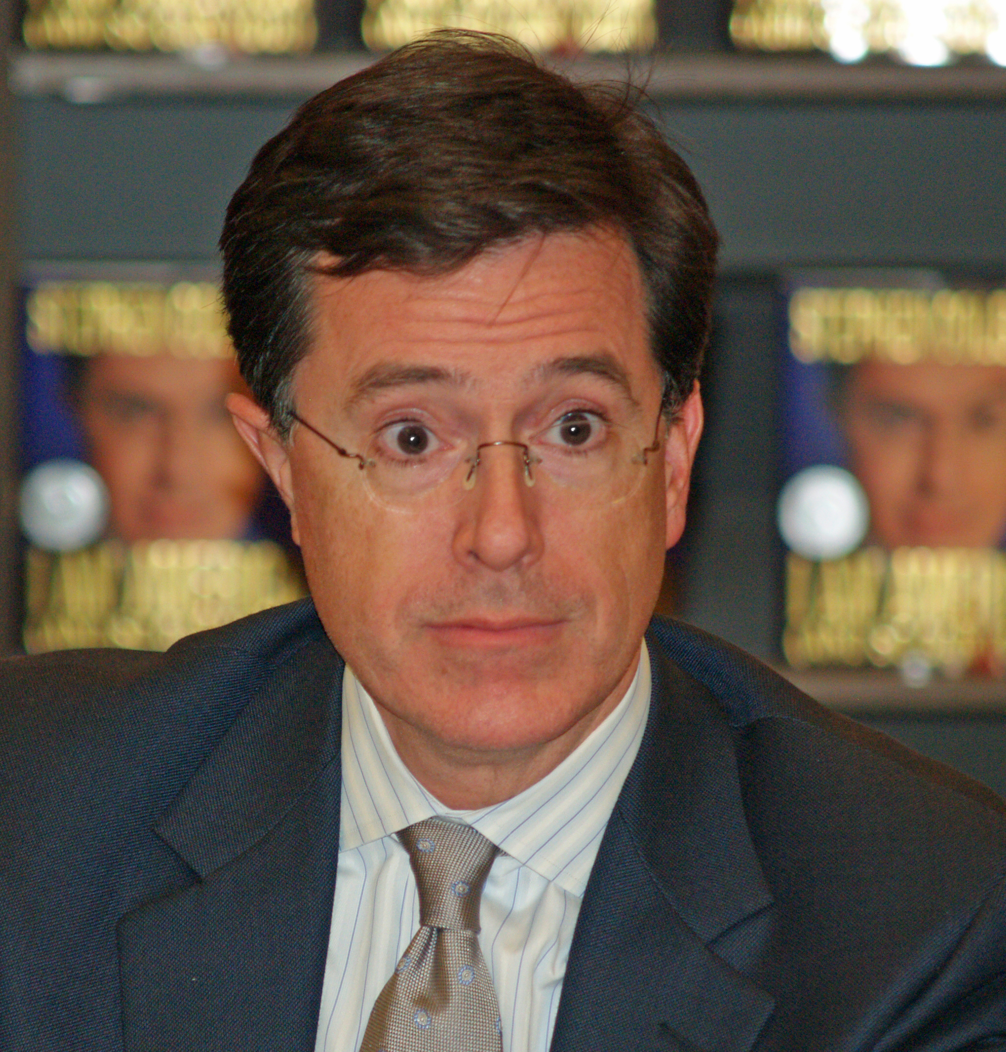File:STEPHEN COLBERT 2 by David Shankbone.jpg - Wikimedia Commons