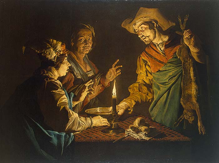 File:Stom, Matthias - Selling the Birthright - 1640.jpg
