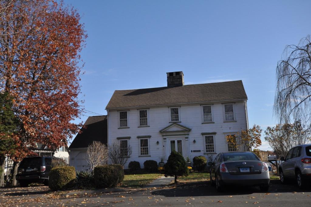 Nathaniel Curtis House Wikipedia