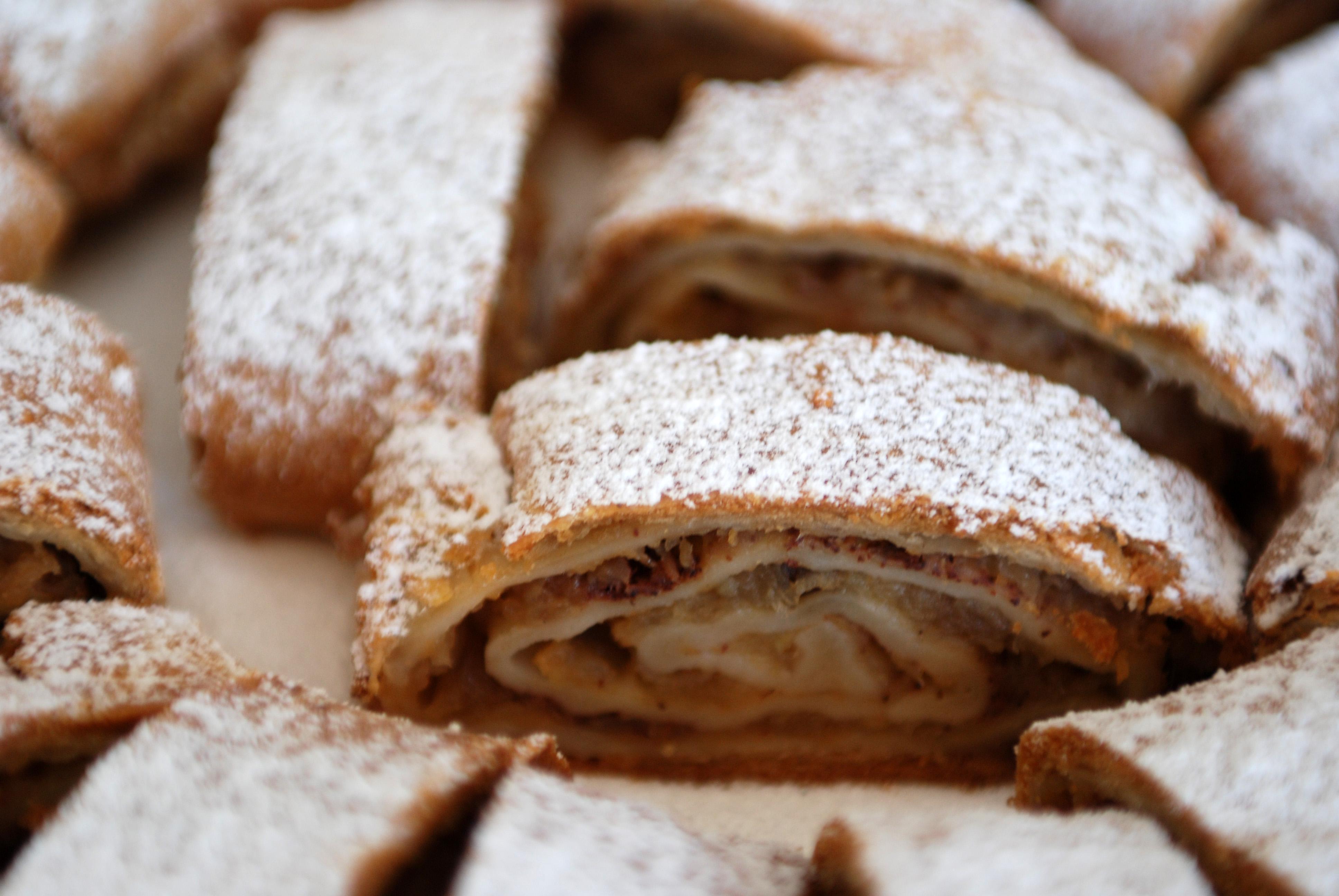 Carnaval Cake Recipe