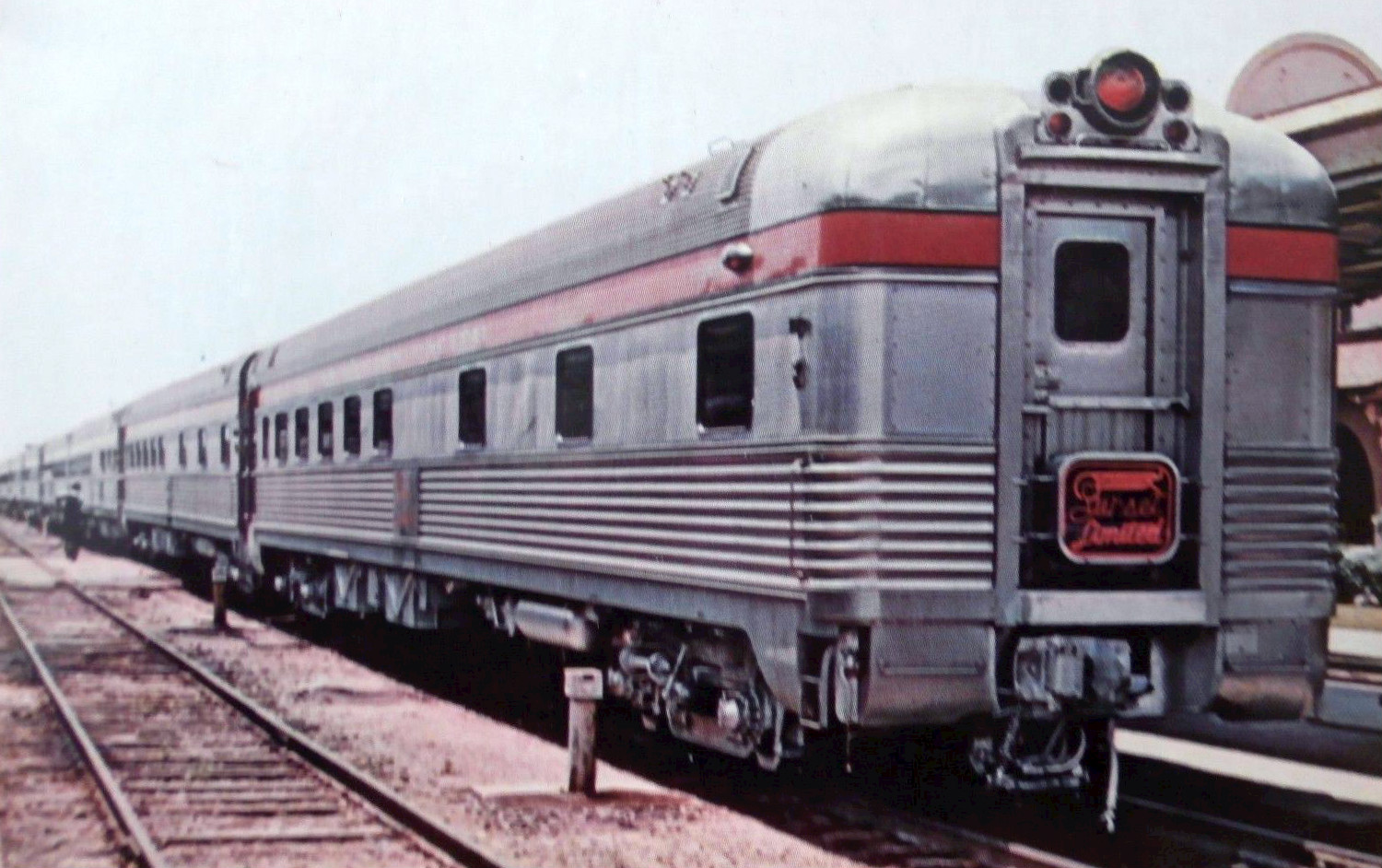 File Sunset Limited 1950 Consist Jpg Wikimedia Commons