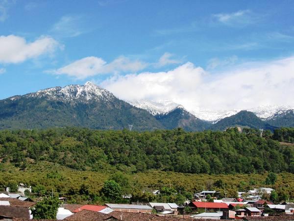Pico de Tancítaro ( Área protegida) Tancitaro