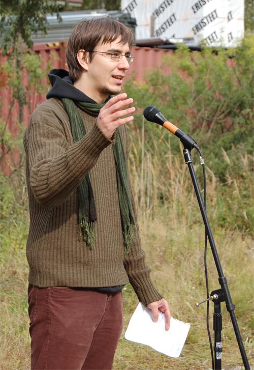Tapio Laakso (Aktivisti)
