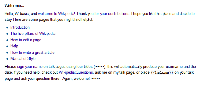 Research Rhetoric Of The Welcome Message Meta