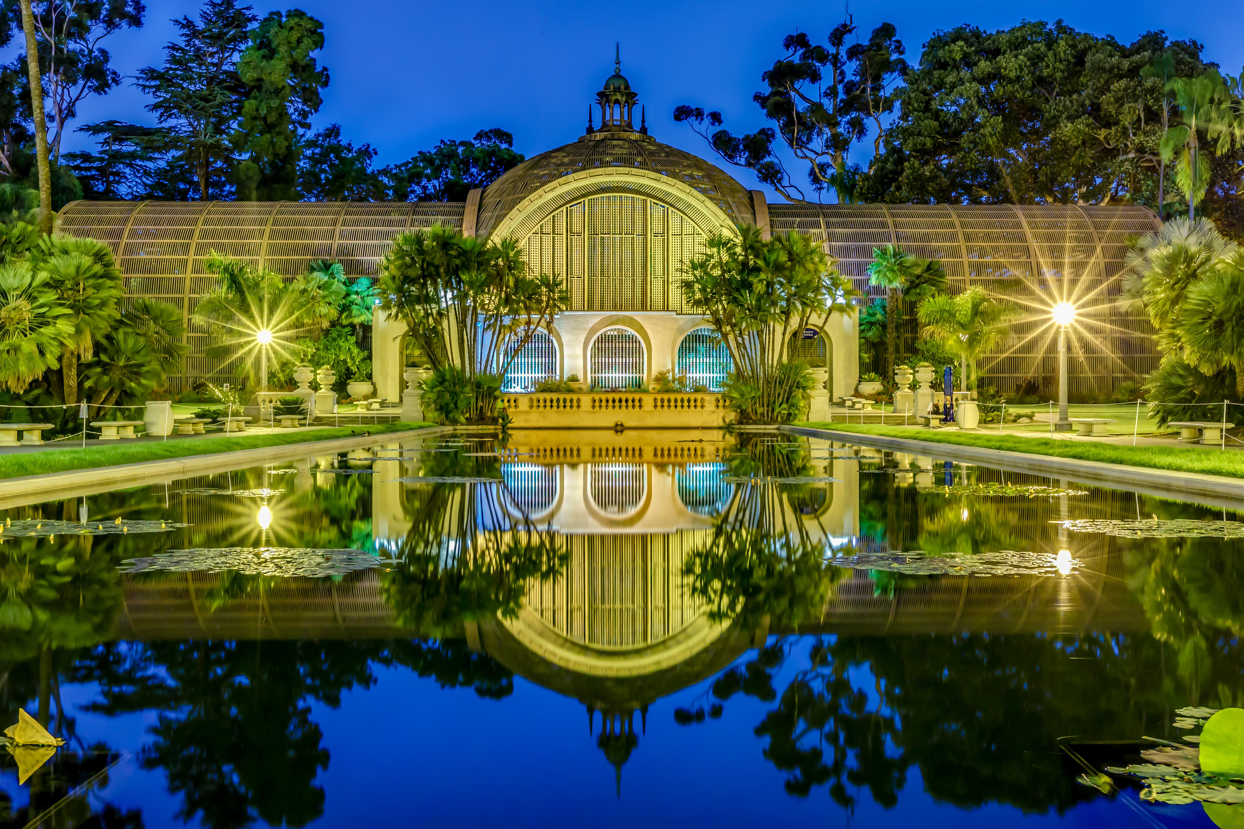 File:The Botanical Garden In Balboa Park, San Diego, California
