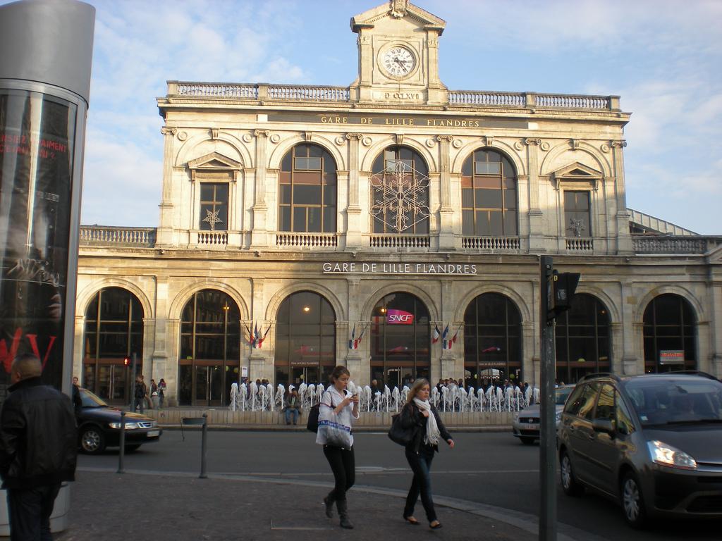 Liste des gares de lille wikip dia - Liste des magasins promenade des flandres ...
