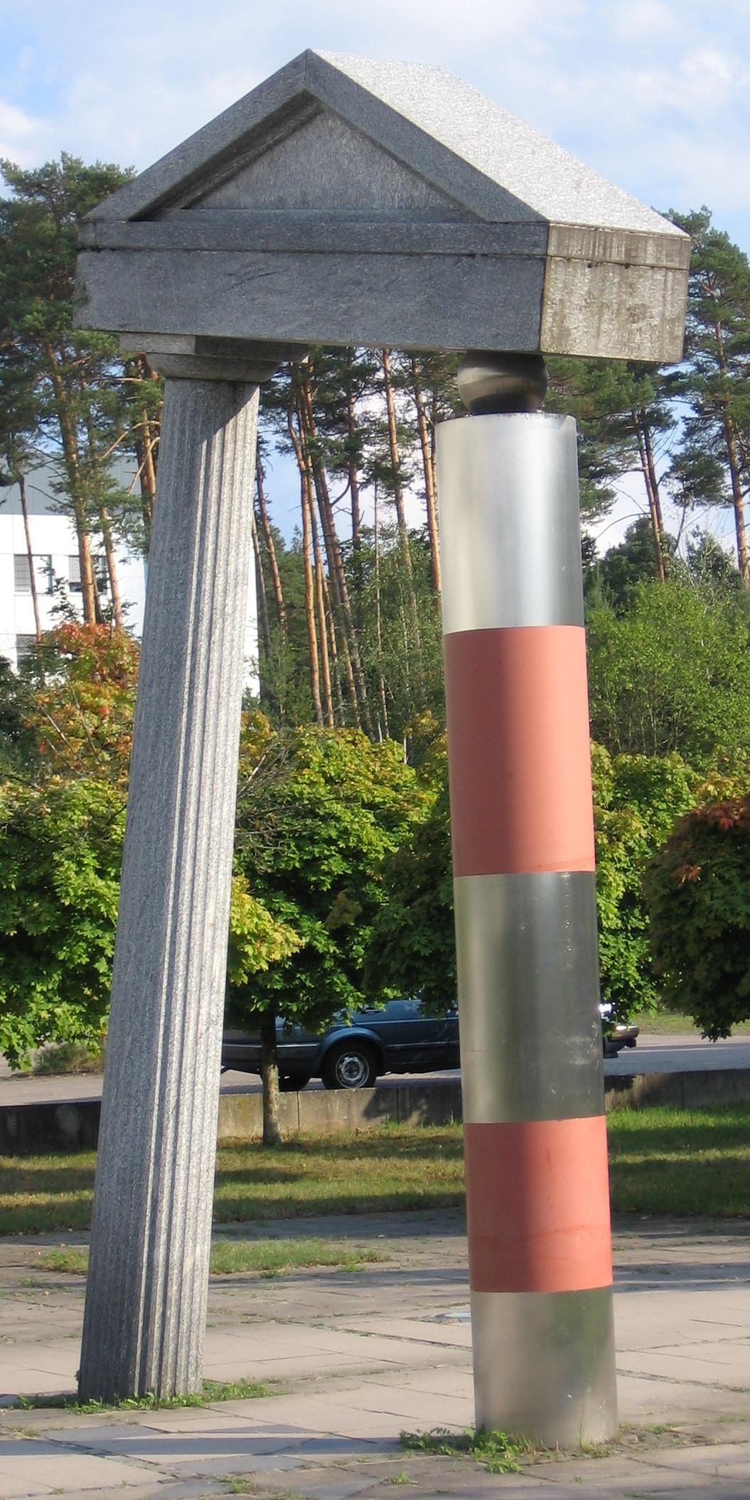 Skulpturenpark tu kaiserslautern wikipedia for Raumgestaltung tu kl