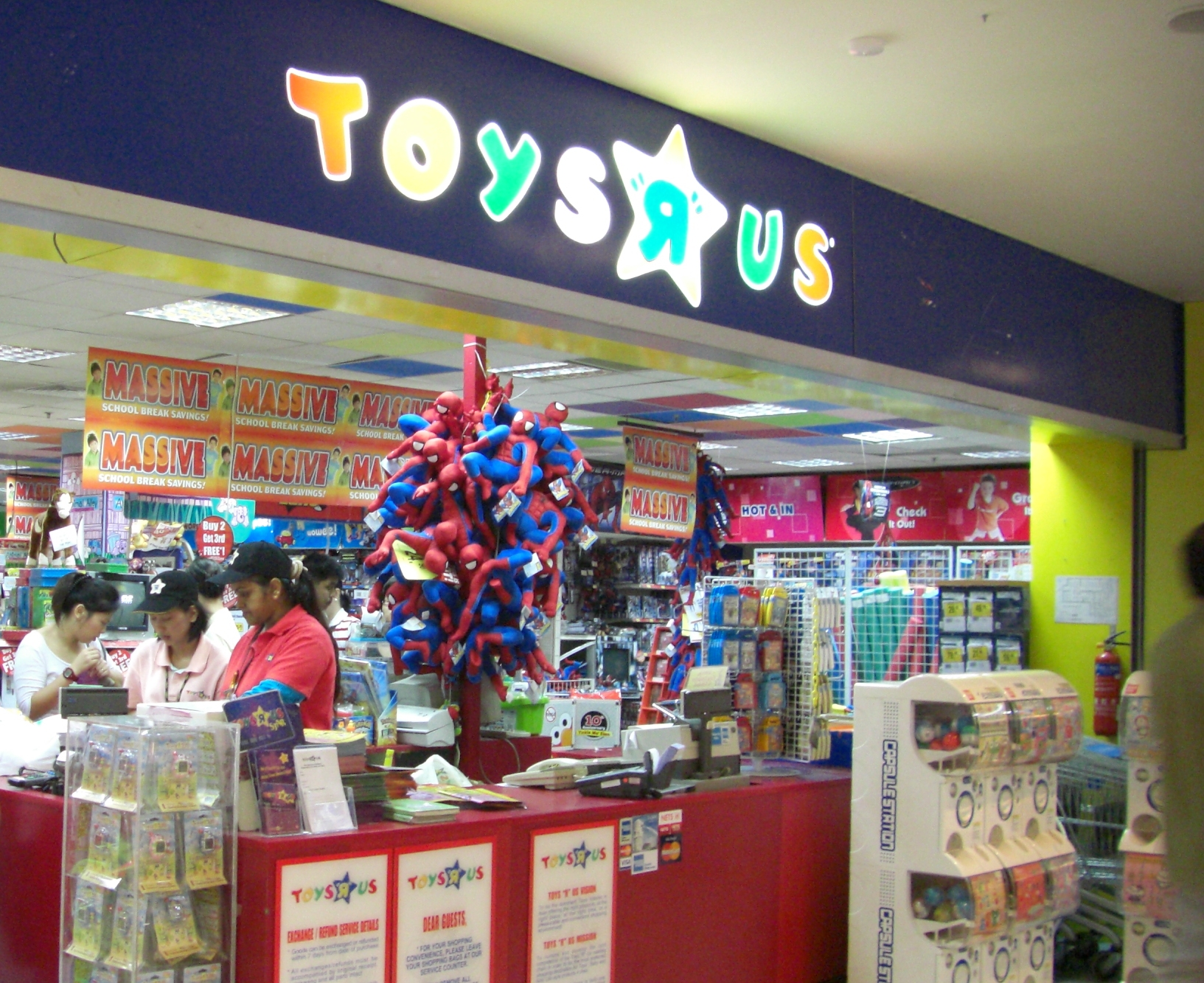 historical forecast on toys r us essay - toysrus introduction in this assignment i have chosen to focus on explaining what kind of company toysrus is, giving a brief, short summary of the firms history, their corporate responsibilities, what their competitive advantages are and how they implement their strategies through retailing and merchandise.