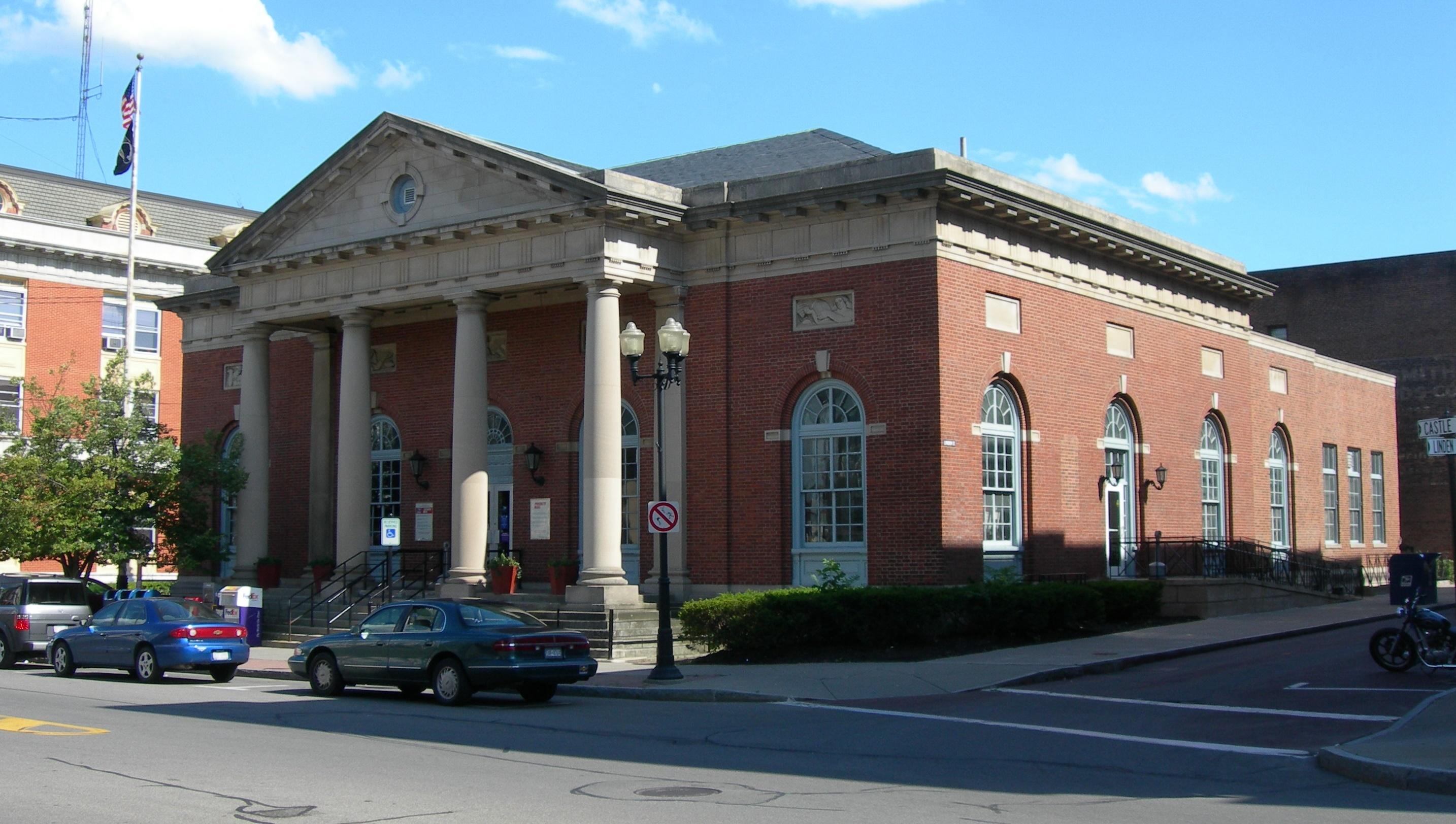 Great File:U.S. Post Office Geneva NY Jul 08