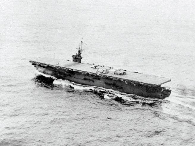 USS Kalinin Bay
