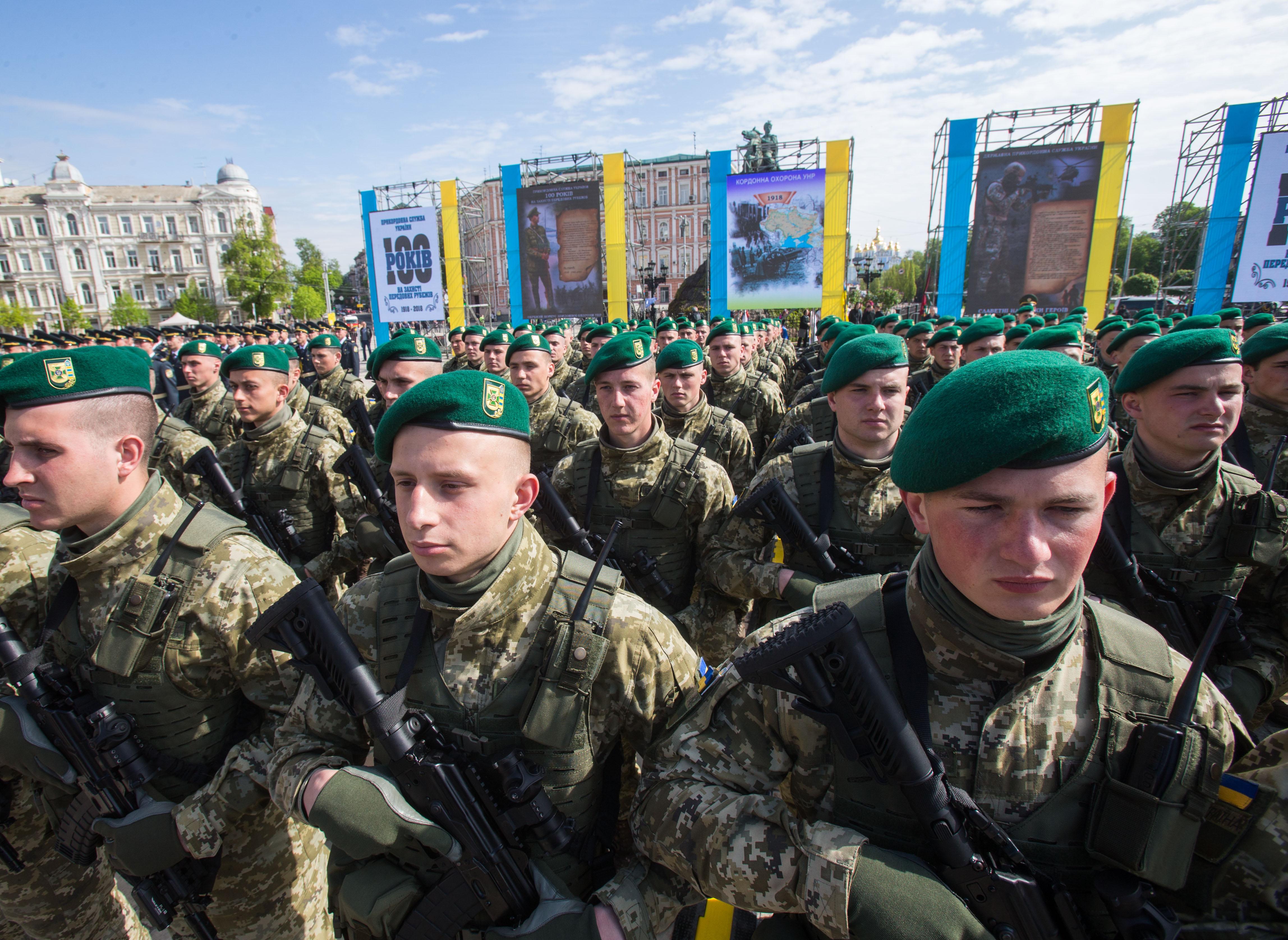 Border Guard Day in 2018 47