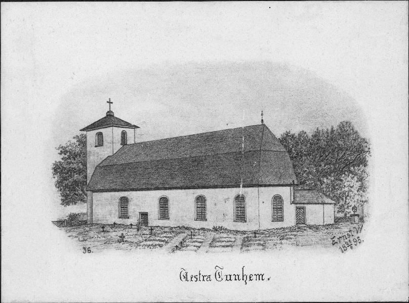 Boplats och husgrund - Bohuslns Museum