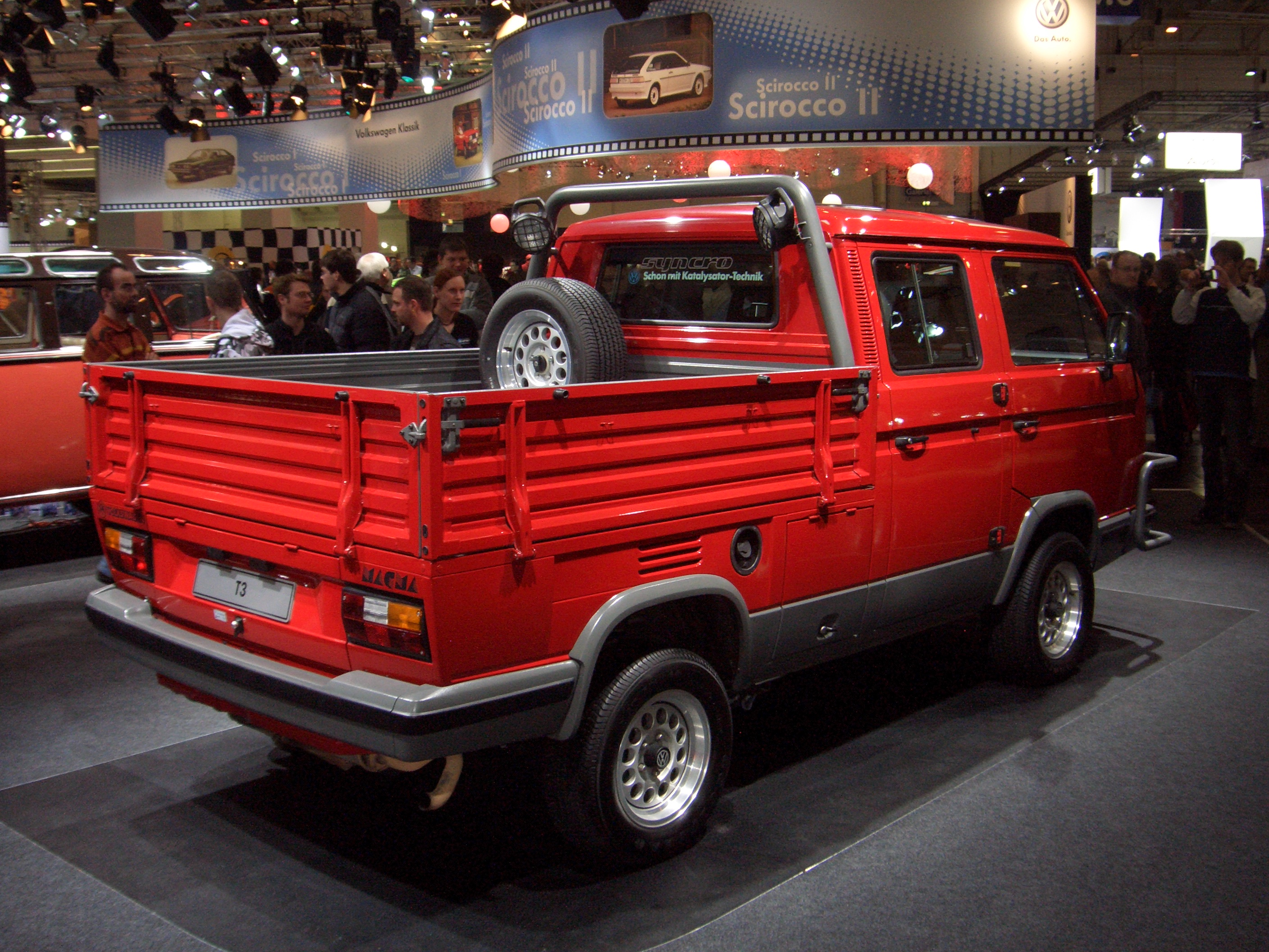 Vw T3 Double Cab >> Pin Vw T3 Doka On Snow on Pinterest