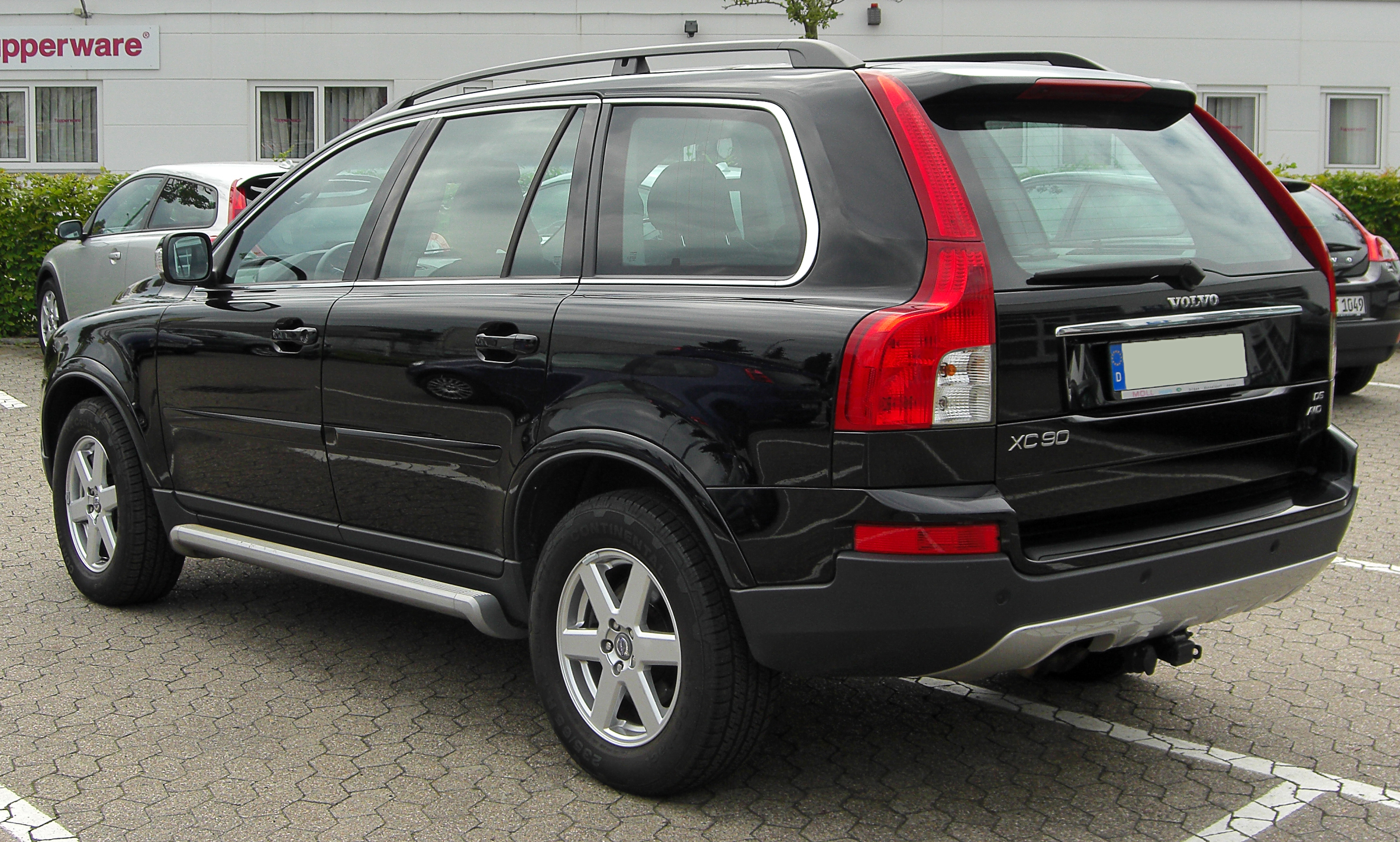 file volvo xc90 d5 awd facelift rear. Black Bedroom Furniture Sets. Home Design Ideas