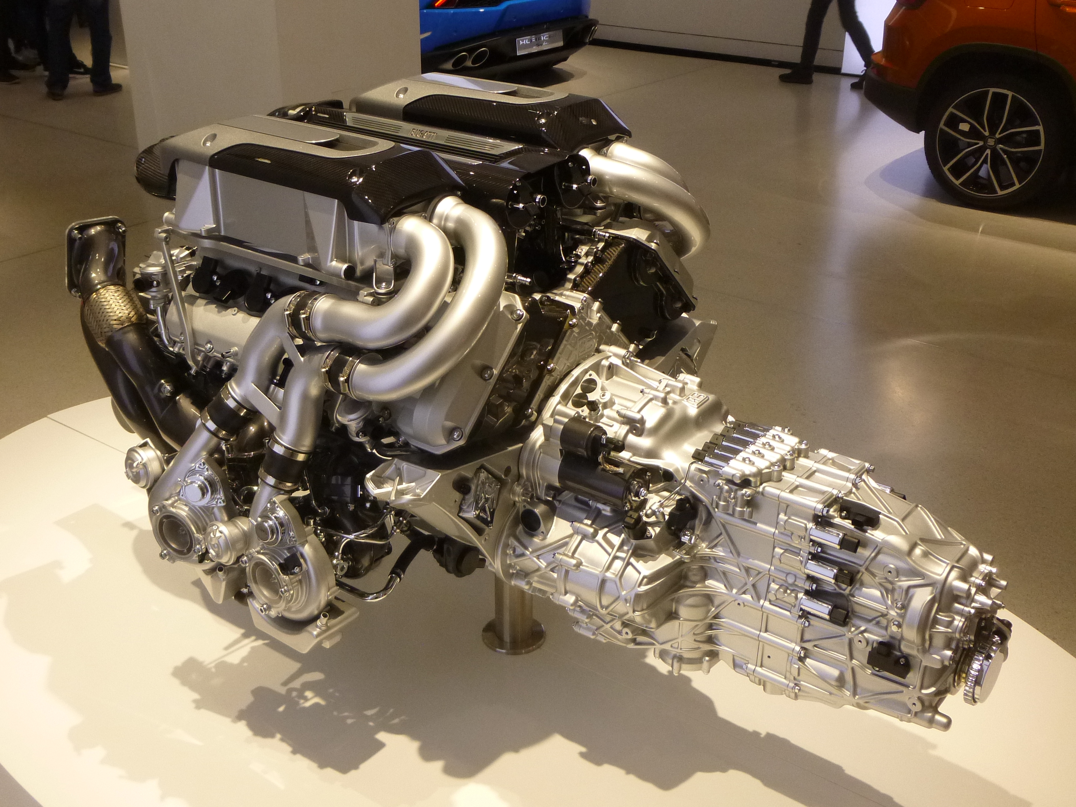 What Engine Is In The  Kawasaki
