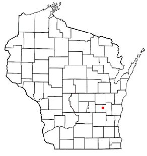 Lamartine, Wisconsin Town in Wisconsin, United States