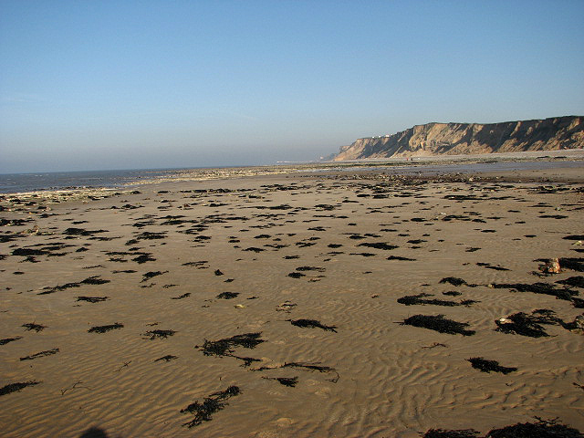 West Runton Beach - geograph.org.uk - 794895