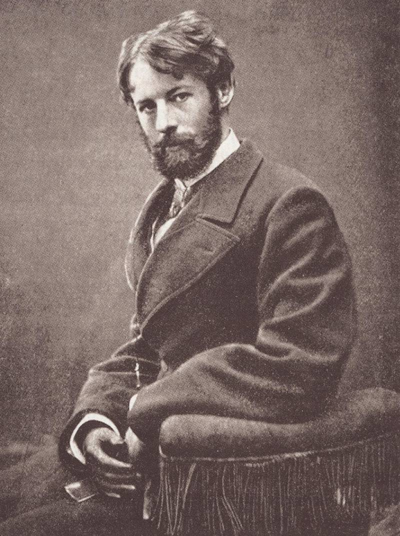 Image of Baron Wilhelm von Gloeden from Wikidata