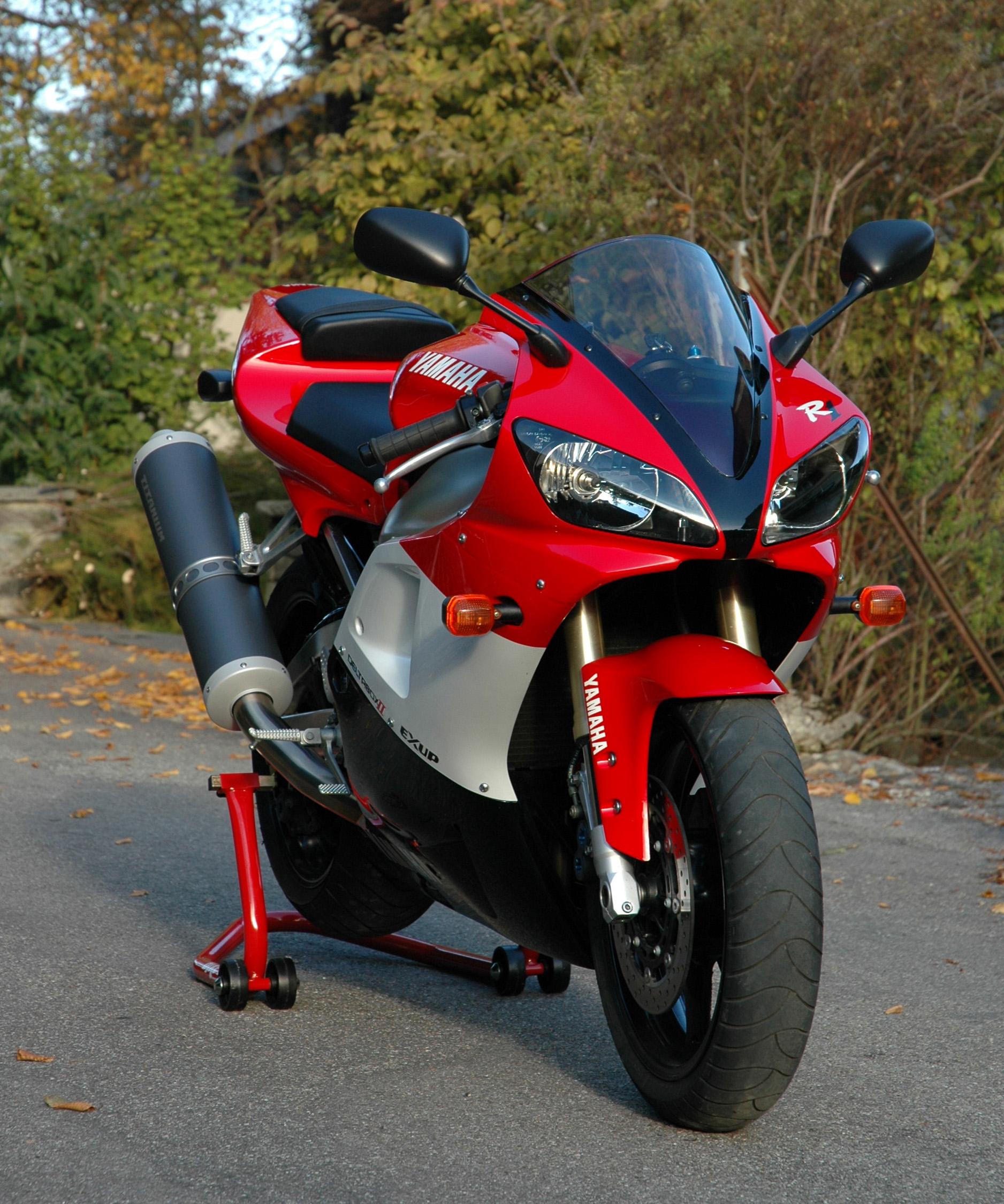 motos para los fanaticos