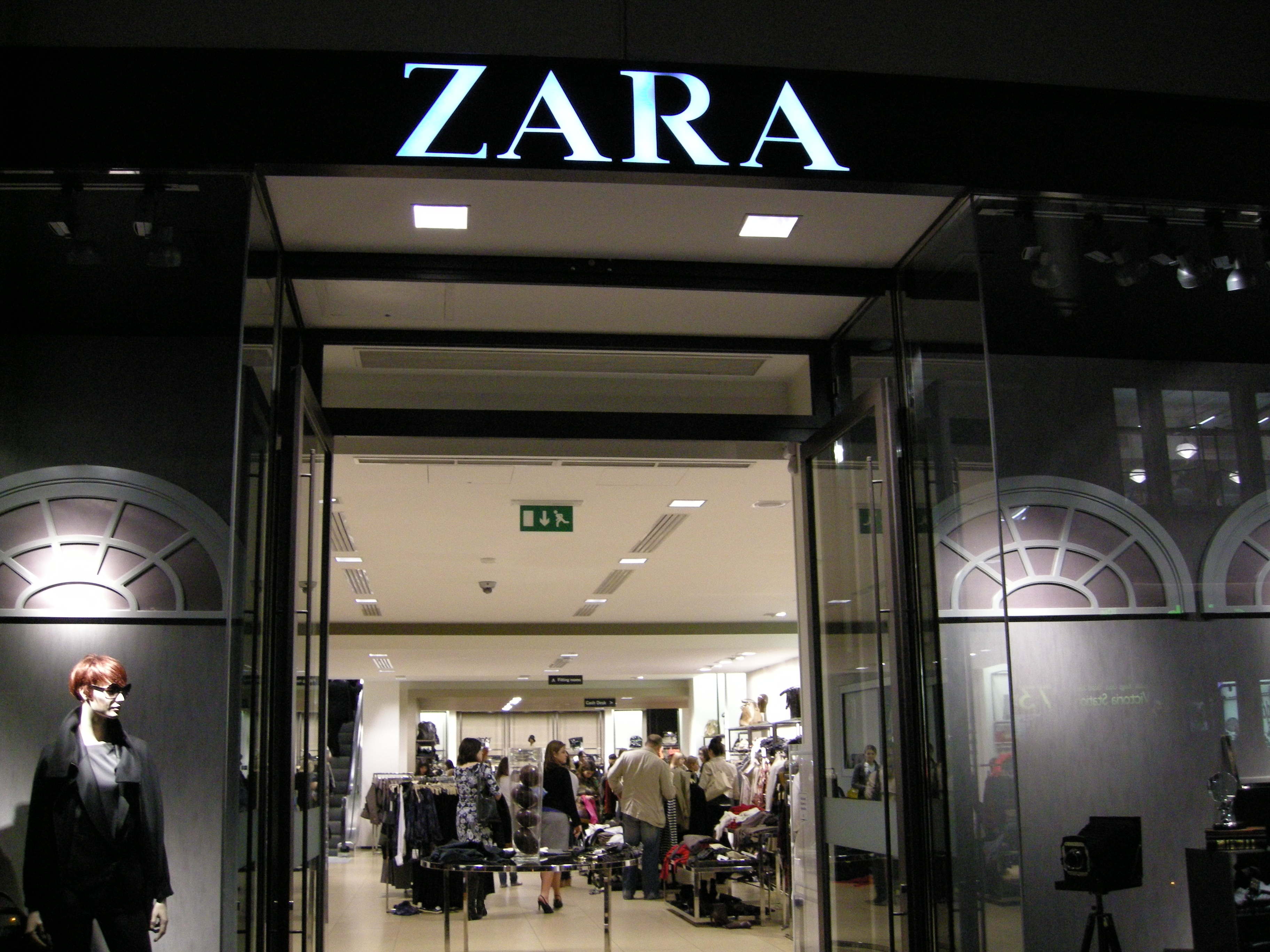 4196a794b6 The 16 unwritten rules of shopping in Zara · The Daily Edge