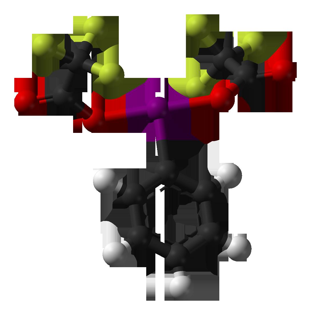 File:(bis(trifluoroacetoxy)iodo)benzene-3D-balls.png ...