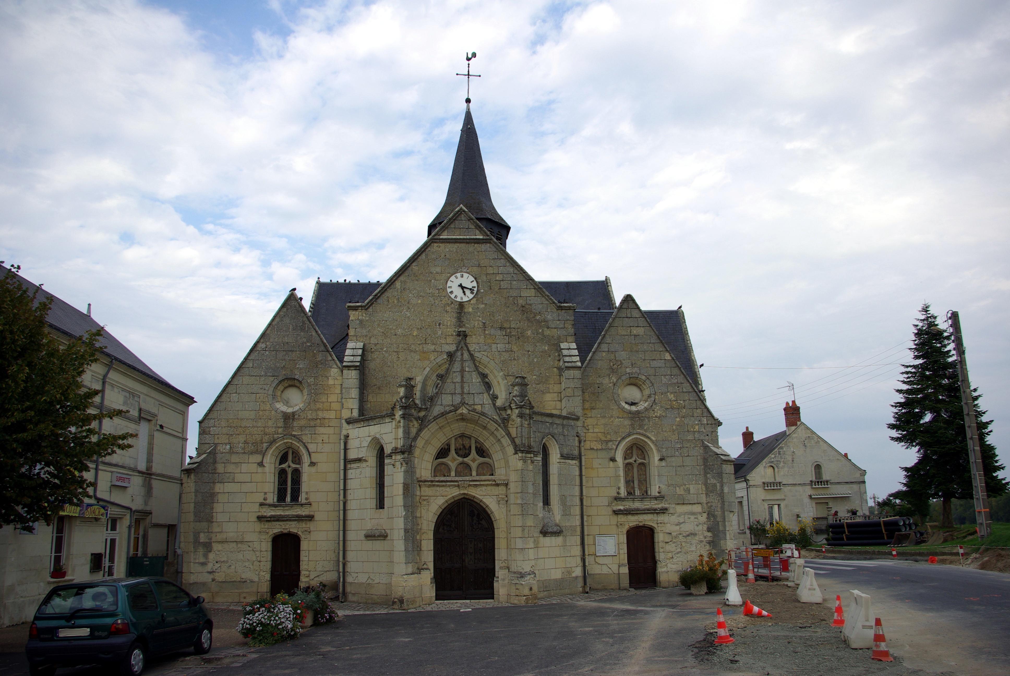 La Chapelle-sur-Loire