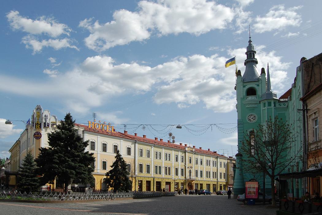 Мукачево, центр.jpg
