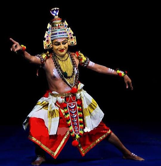 Parayan Thullal I Type of Ottanthullal