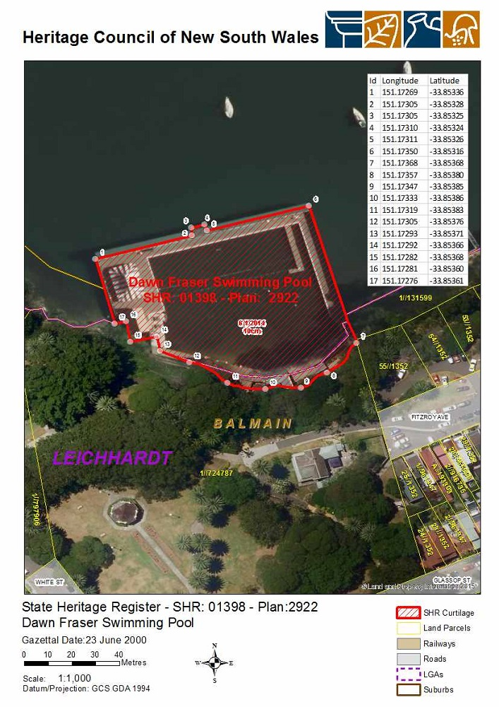 Dawn fraser swimming pool wikipedia - Nsw government swimming pool register ...