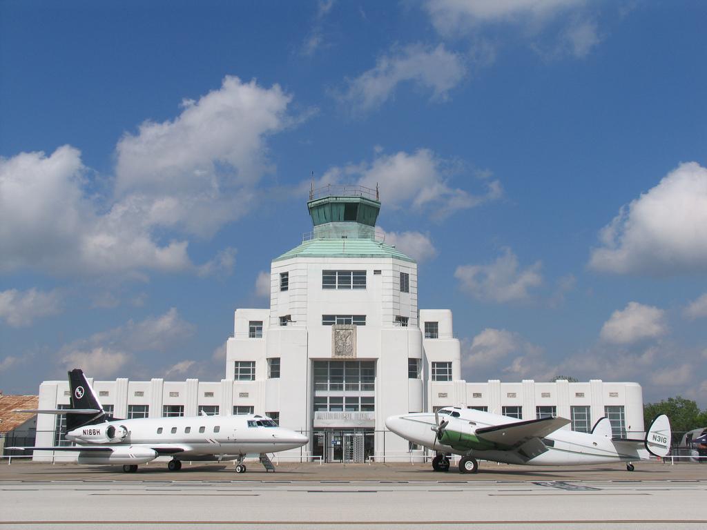 1940 Air Terminal Museum - Wikipedia