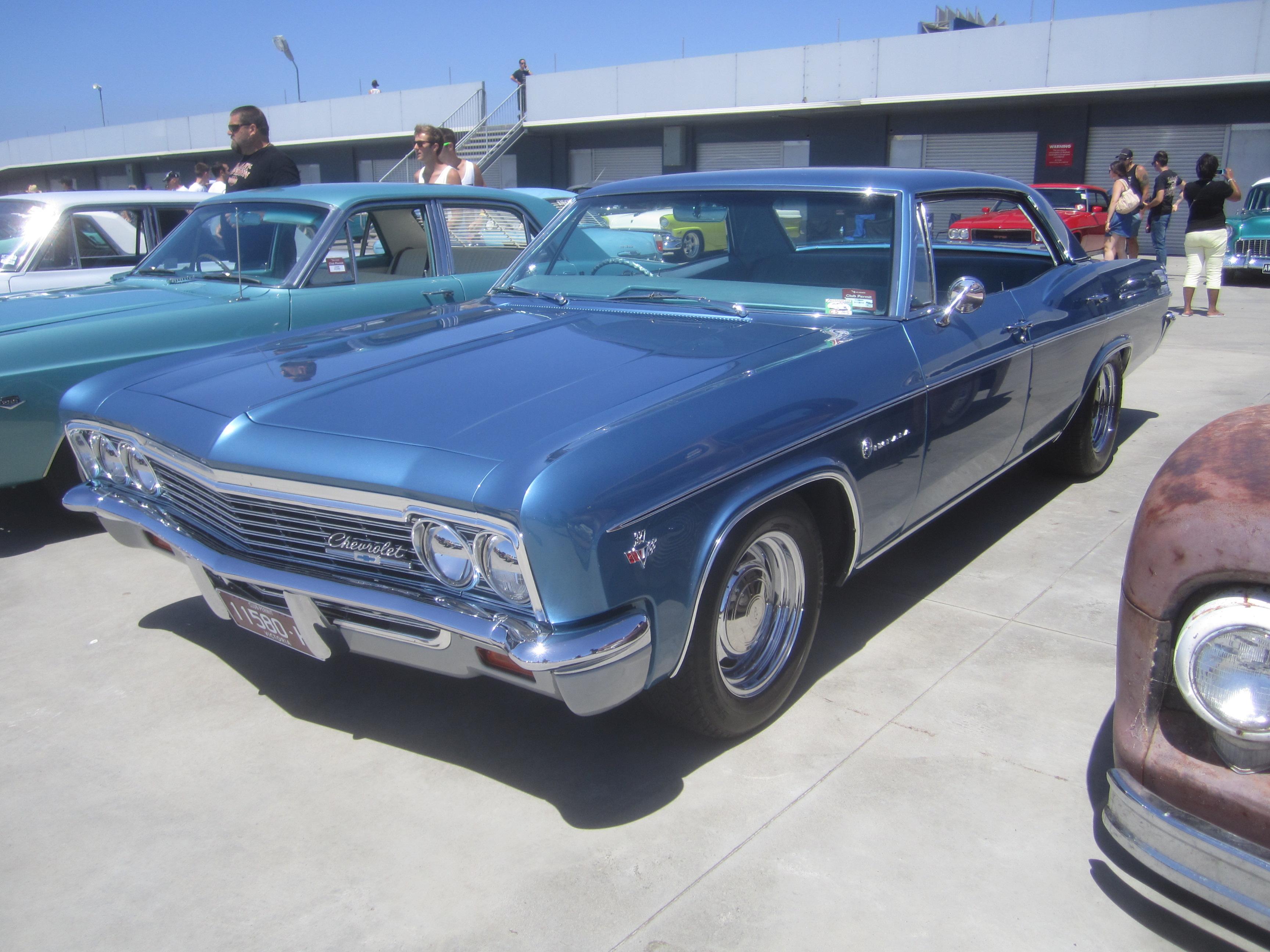 File1966 Chevrolet Impala 4 Door Hardtop 8473278454 1966 Chevy Convertible