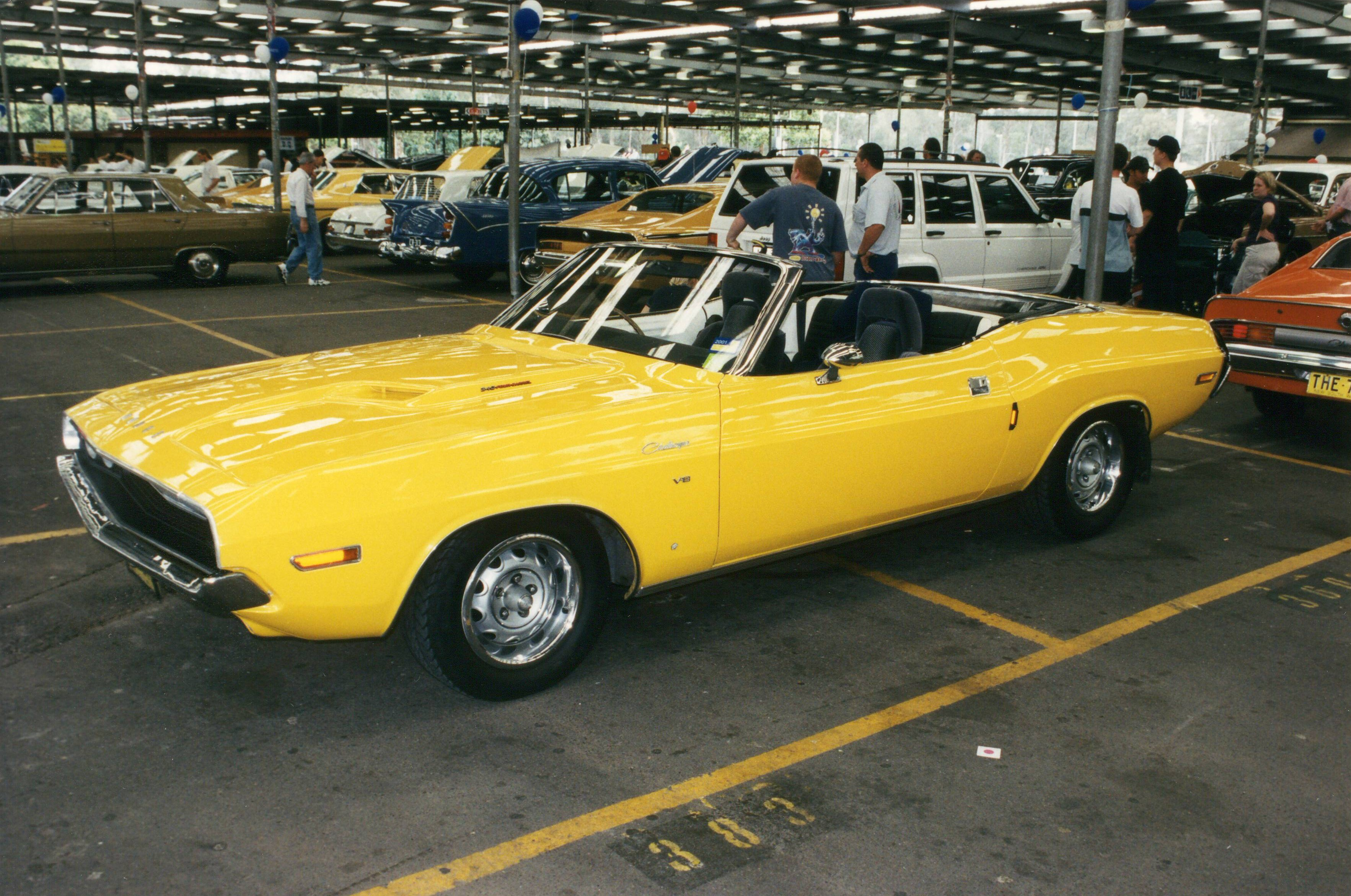 file 1970 dodge challenger convertible 17087037798 jpg wikimedia commons. Cars Review. Best American Auto & Cars Review