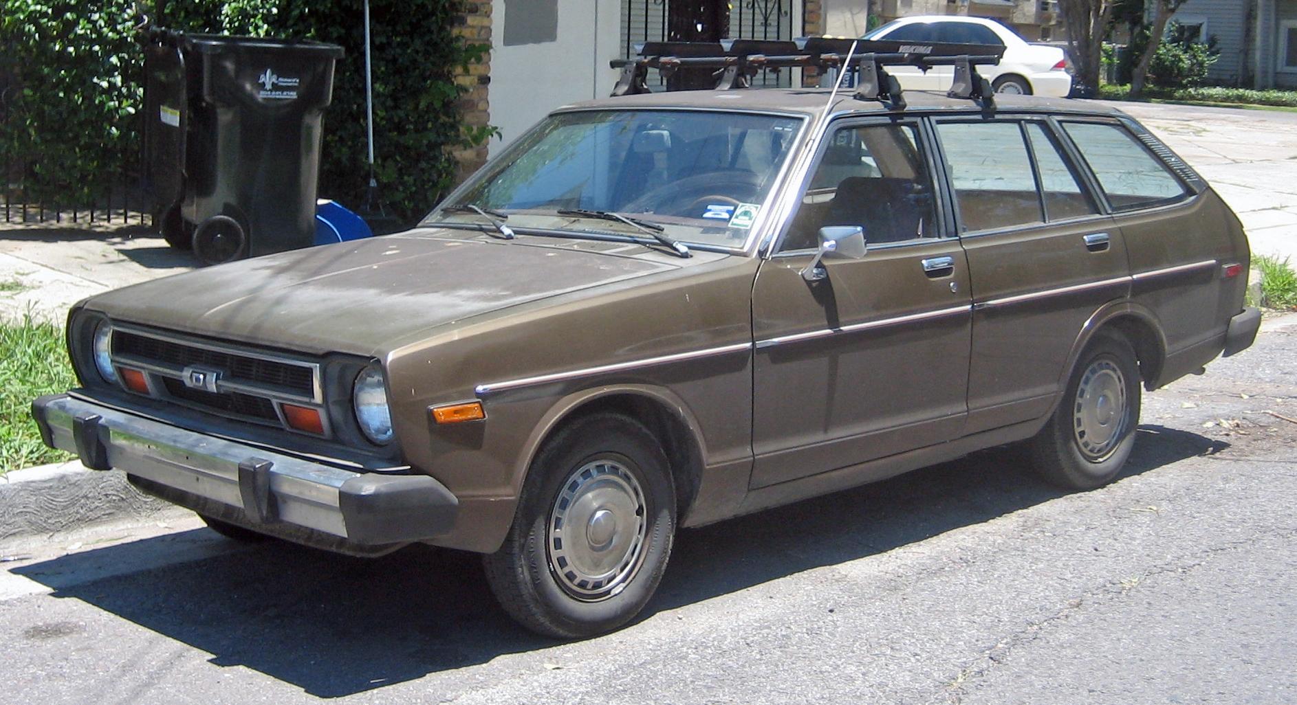 File 1979 Datsun 210 Wagon B310 Us Jpg Wikimedia Commons