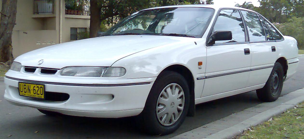 Holden Commodore Vs