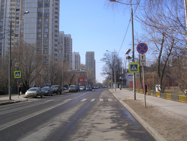 f1a7a3941fd4 1-я Останкинская улица — Википедия
