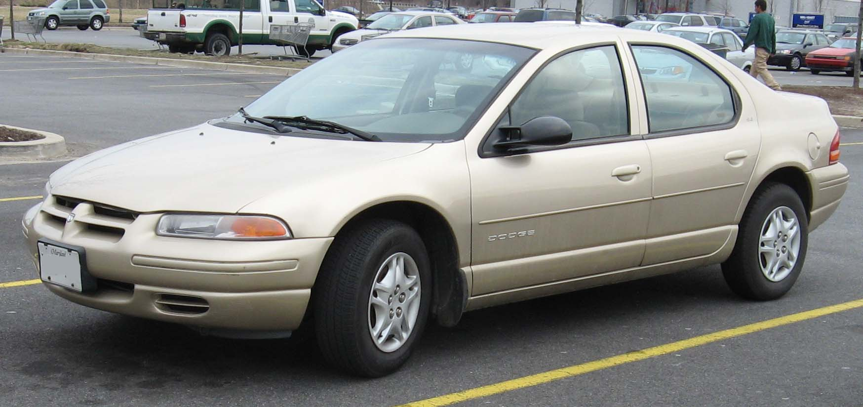 File:1st Dodge Stratus.jpg - Wikimedia Commons