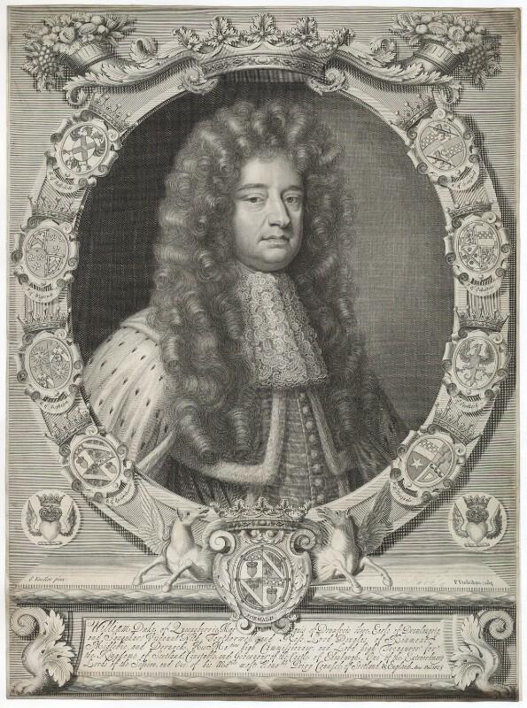 Portrait of William Douglas