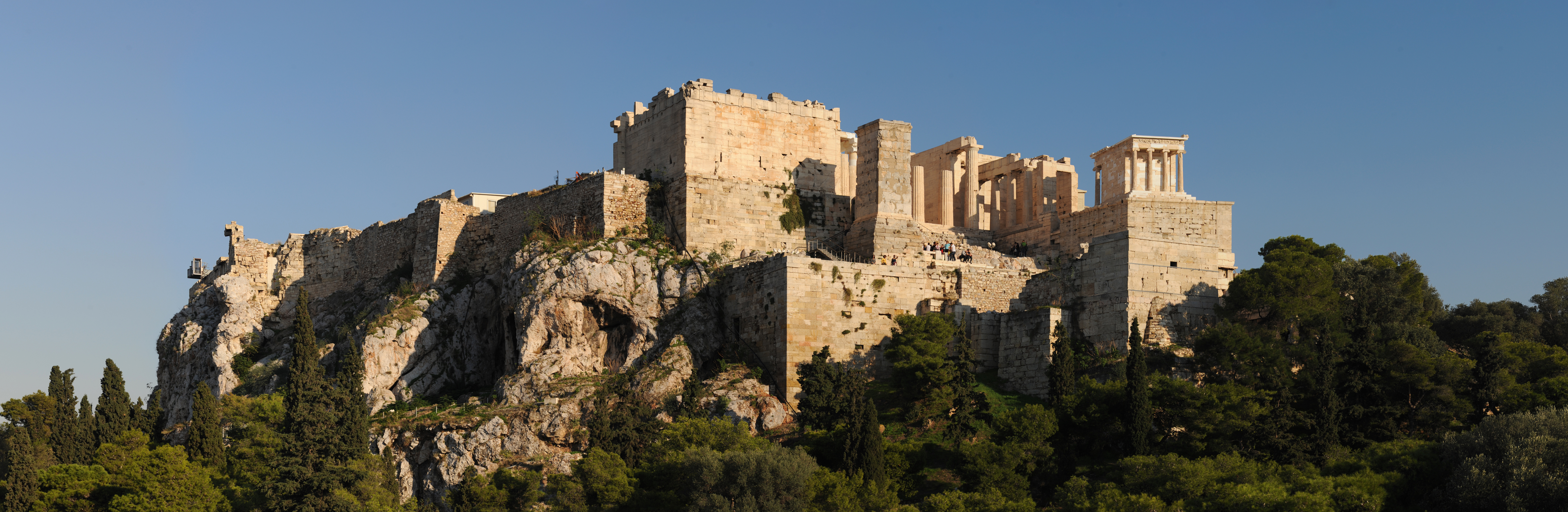 File:20101024 Acropolis panoramic view from Areopagus hill ...