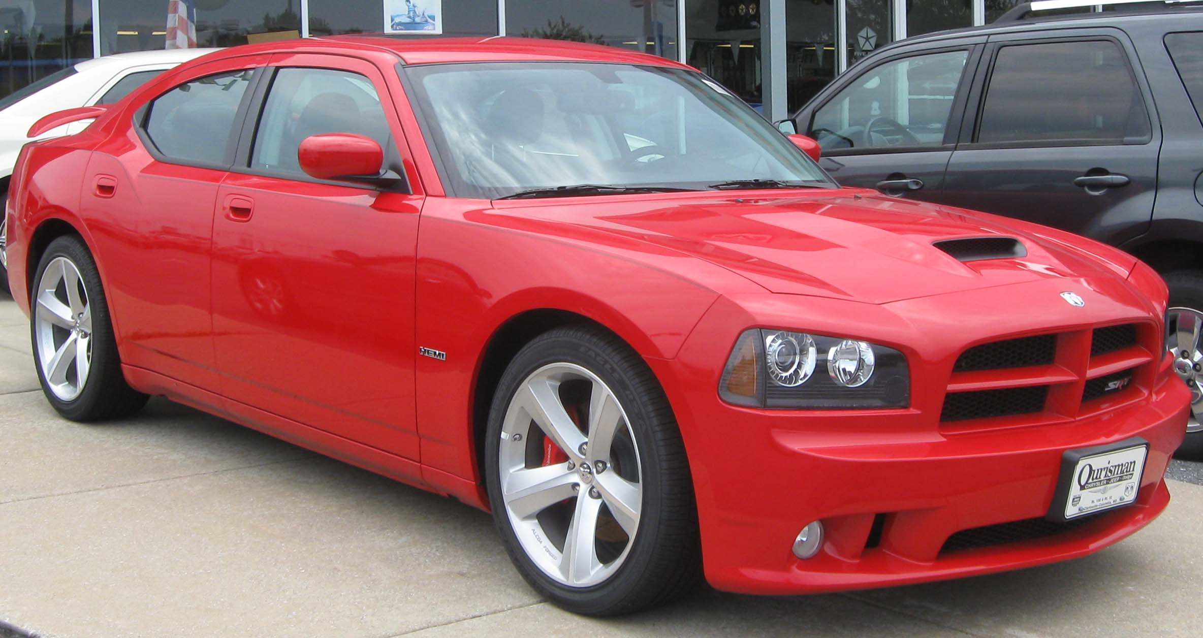 File 2010 Dodge Charger SRT 8 08 12 2010 Wikimedia mons