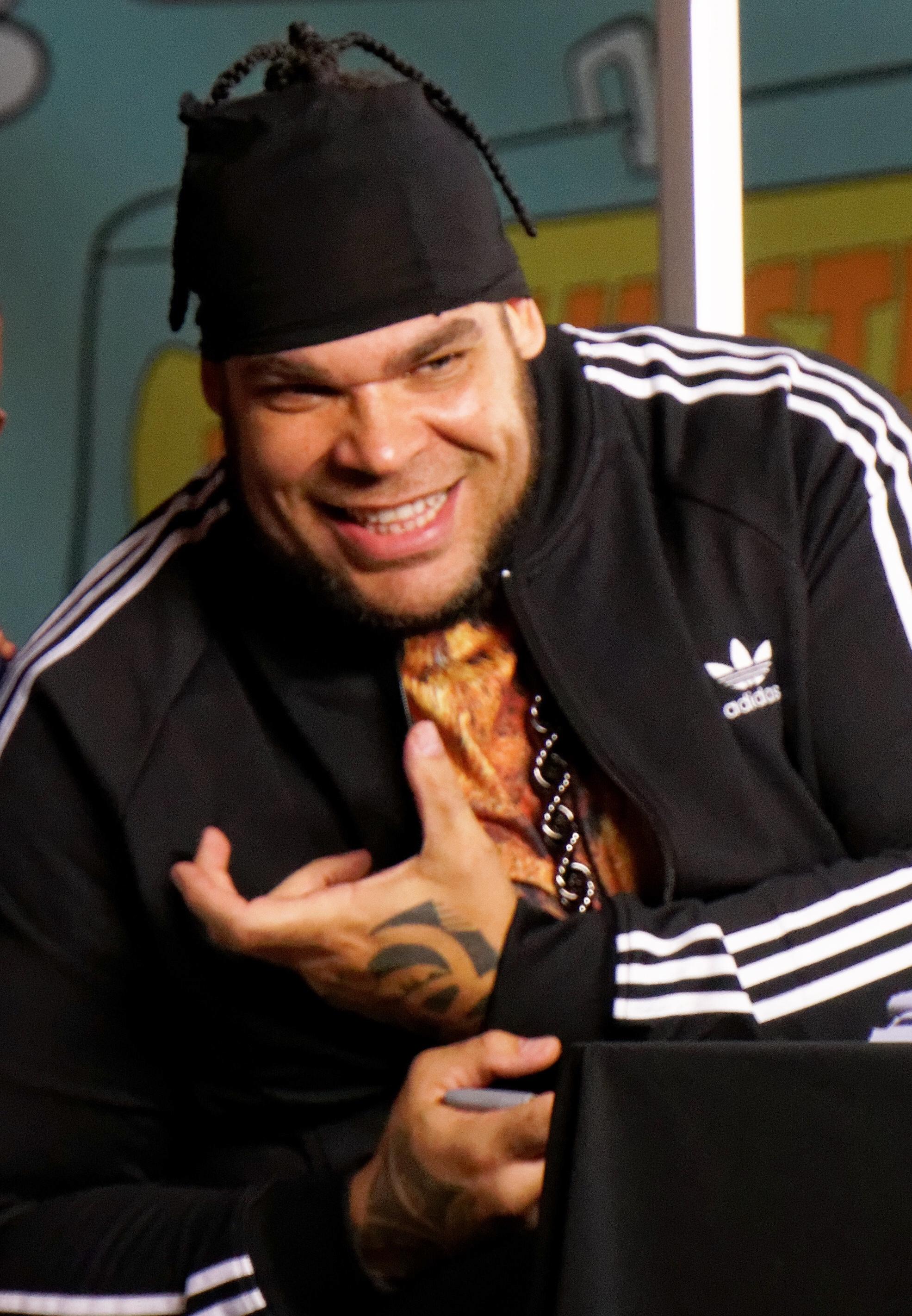 Tyrus (wrestler) - Wikipedia