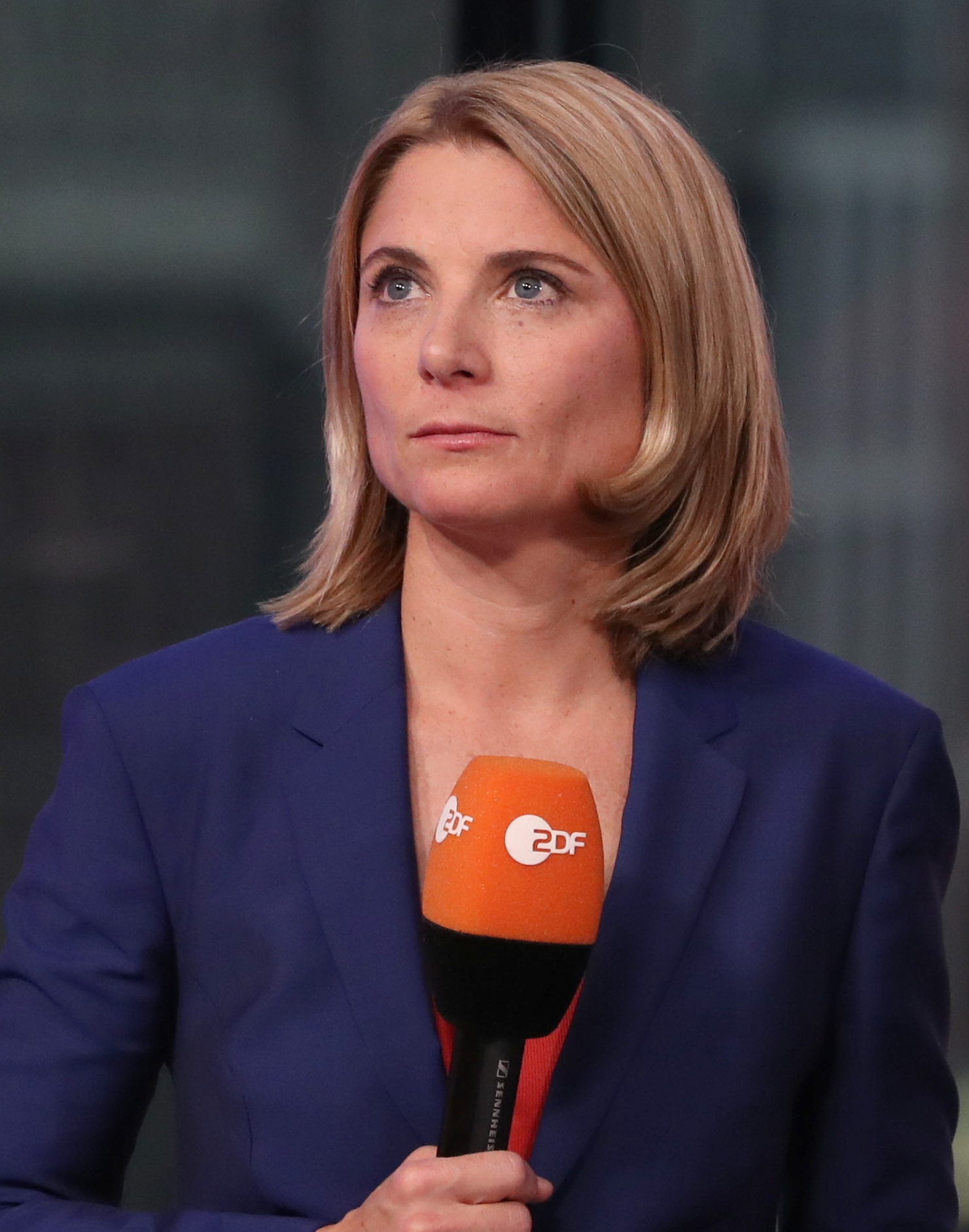 Deutschland moderatorin nackt hallo Lissy Ishag