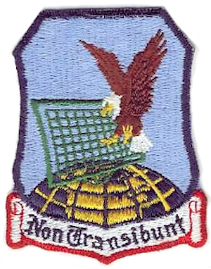 Emblem of the 757th Radar Squadron
