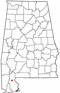 Loko di Bay Minette, Alabama
