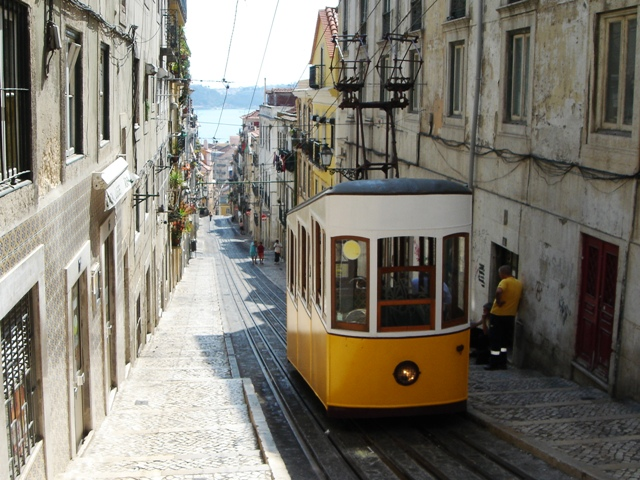 Lisbon Electric Car