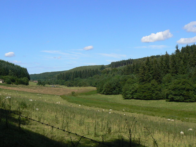 A view of Thornton Dale - geograph.org.uk - 553985