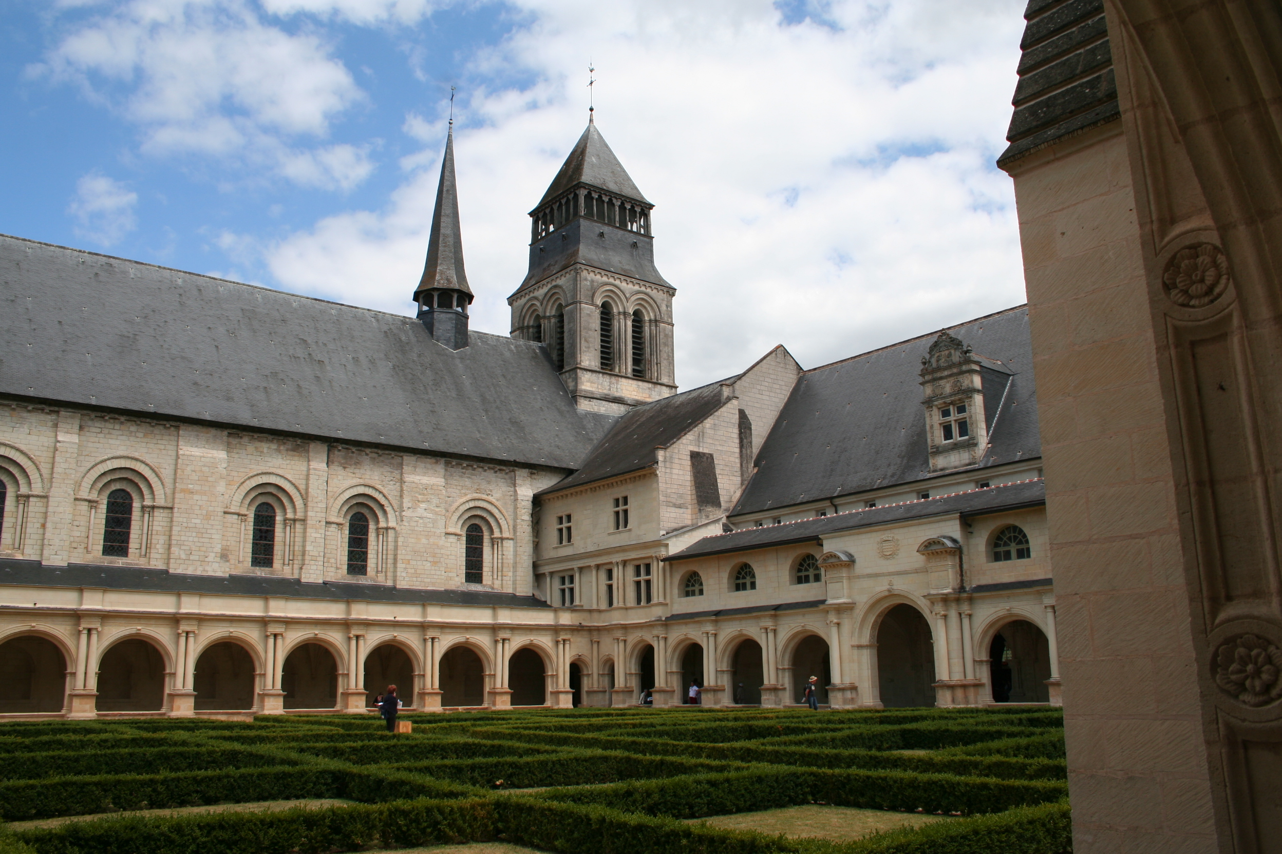 Abbaye De Fontevraud Hotel Restaurant Menu Premier Chapitre