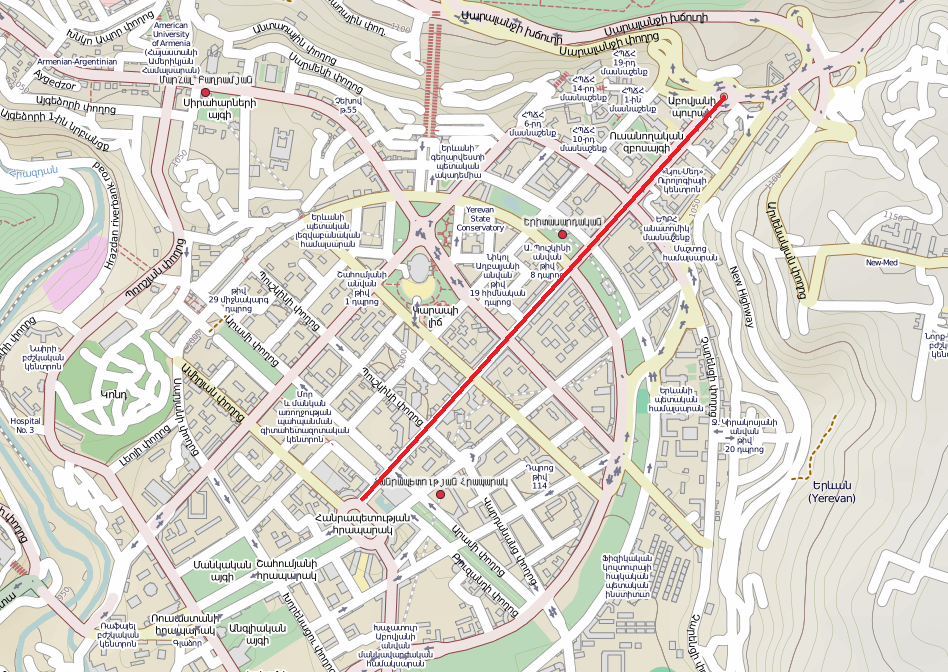 FileAbovyan Street Mappng Wikimedia Commons - yerevan map